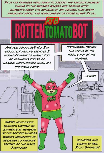 rottentomatobot panel 1 new 1 James Gunns Superhero Sex Post: Do Fictional Characters Have the Right to Be Treated with Respect?