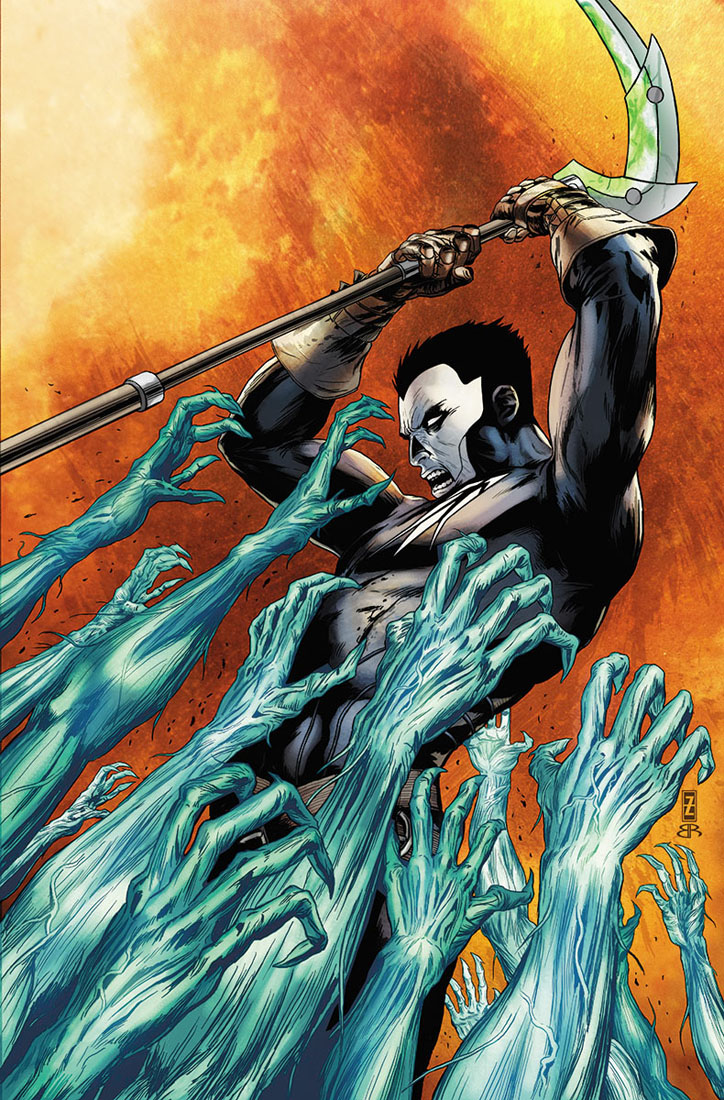 shadowman4a VALIANT ENTERTAINMENT Solicitations for FEBRUARY 2013