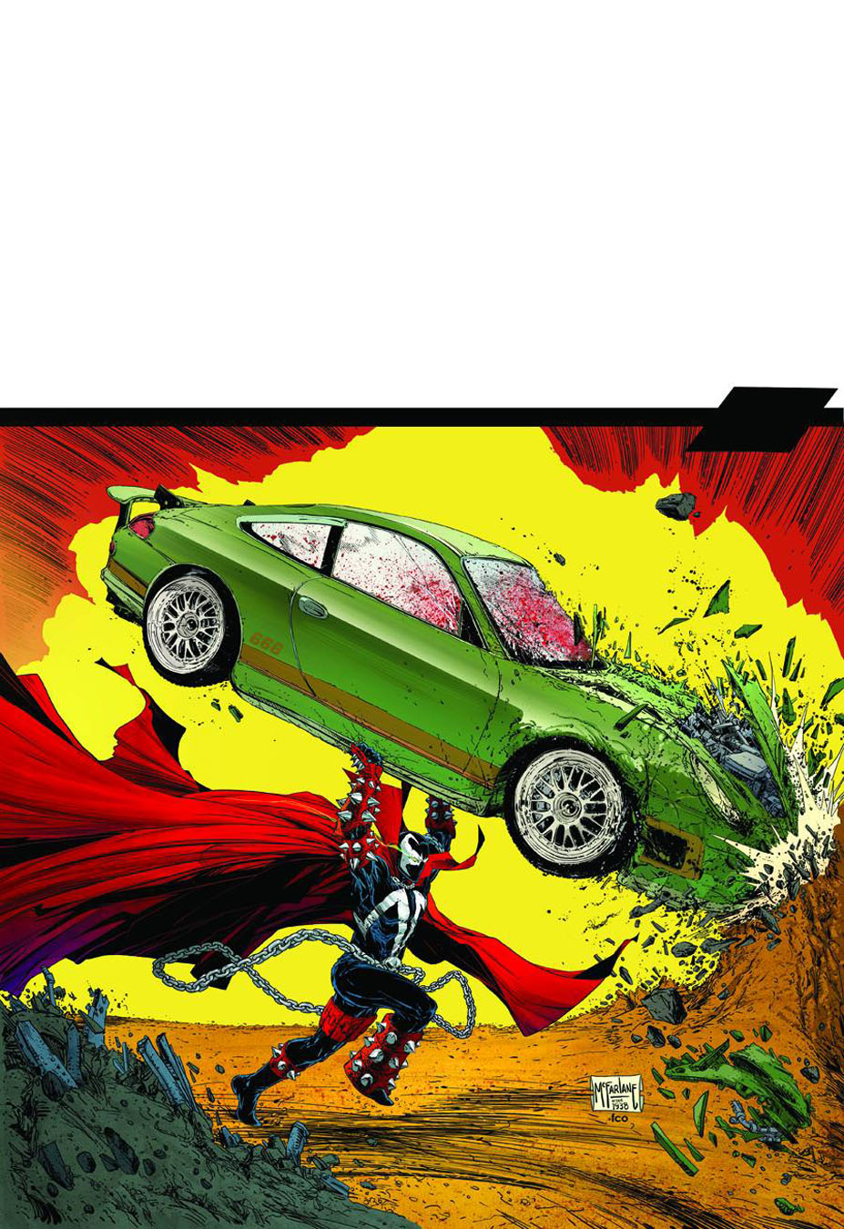 spawn228 IMAGE COMICS Solicitations for FEBRUARY 2013