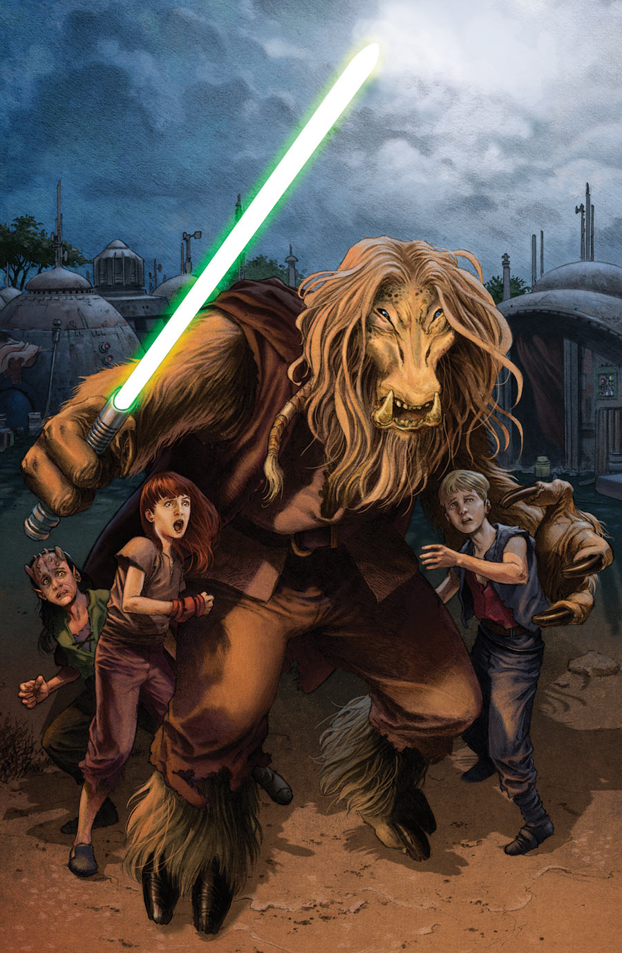 starwarsdarktimes1 DARK HORSE COMICS Solicitations for FEBRUARY 2013