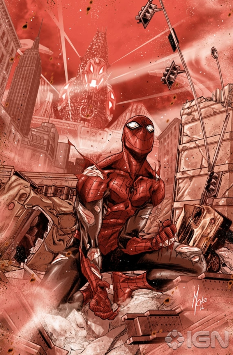 supsmau2013001jpg 8431df 800w The Superior Spider Man Enters the AGE OF ULTRON in Issue 6