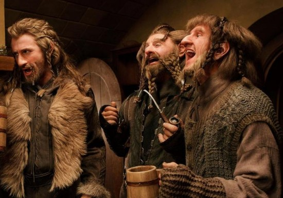the hobbit dwarves singing Check Out SMAUG from THE HOBBIT AN UNEXPECTED JOURNEY