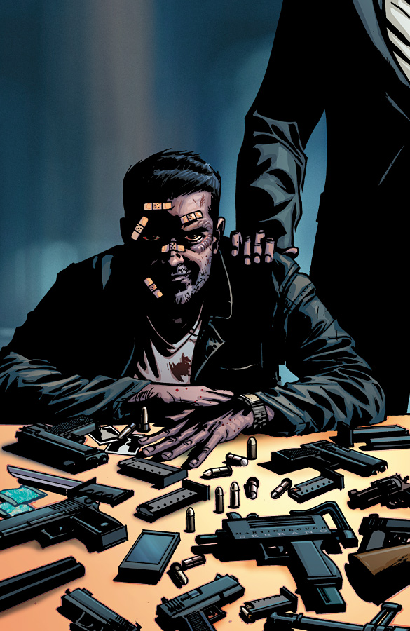 thief13 IMAGE COMICS Solicitations for FEBRUARY 2013