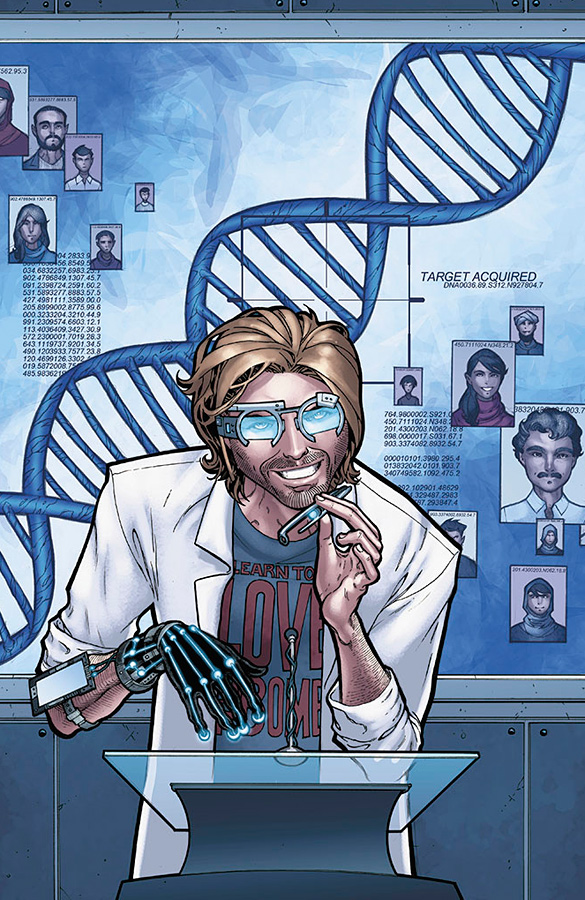 thinktank6 IMAGE COMICS Solicitations for FEBRUARY 2013