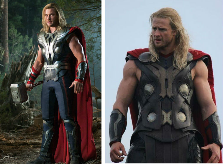 thor avengers 2 sleeveless What Do You Think About The New Sleevless THOR?