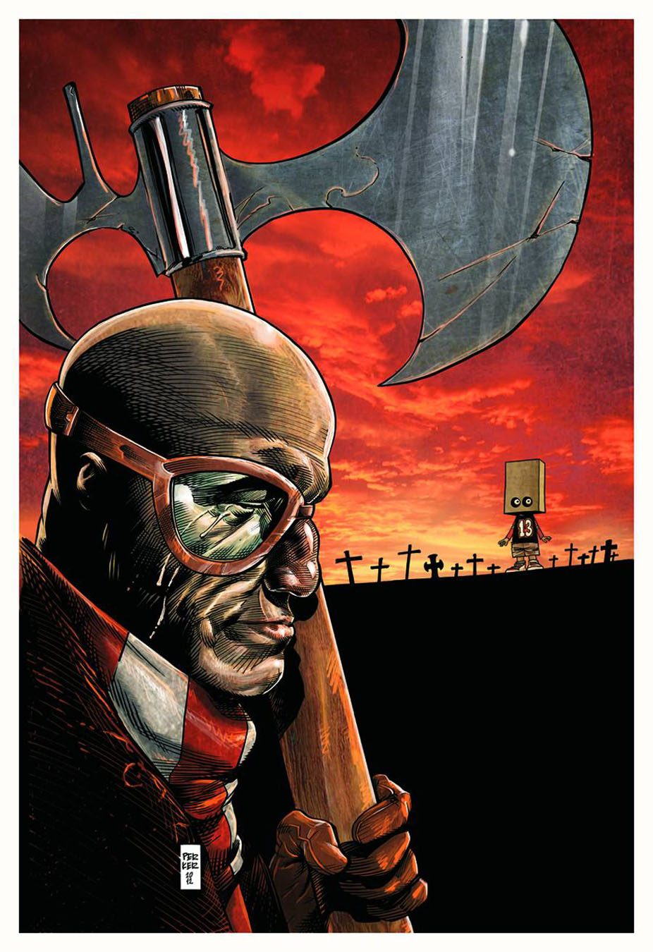 todd2 IMAGE COMICS Solicitations for FEBRUARY 2013