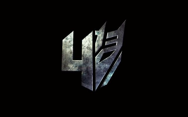 transformers 4 logo mark wahlberg