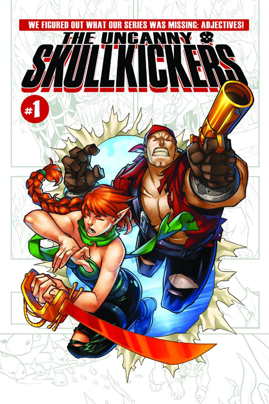 uncannyskullkickers1a IMAGE COMICS Solicitations for FEBRUARY 2013