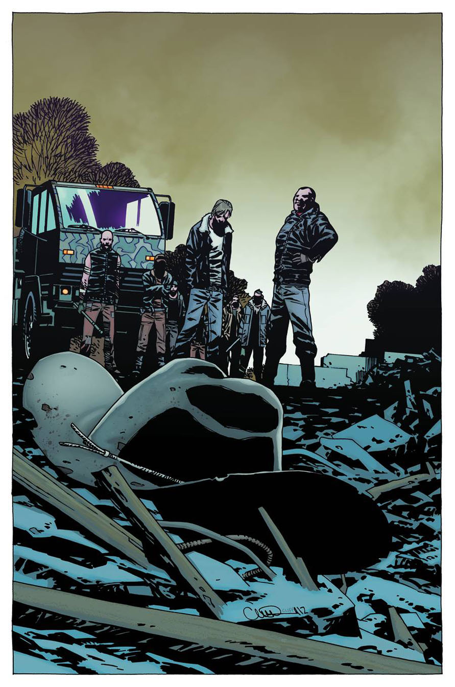 walkingdead107 IMAGE COMICS Solicitations for FEBRUARY 2013
