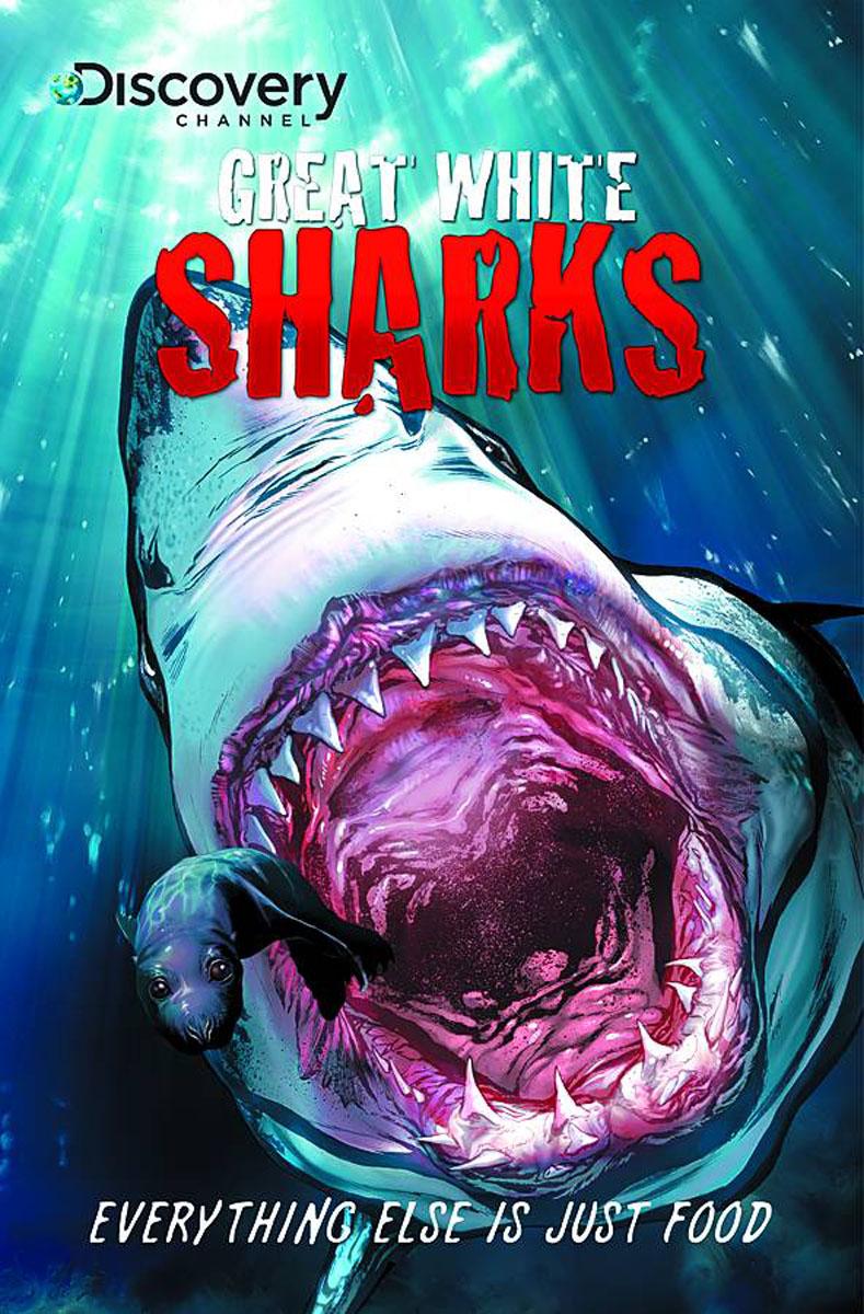 whitesharks ZENESCOPE ENTERTAINMENT Solicitations for FEBRUARY 2013