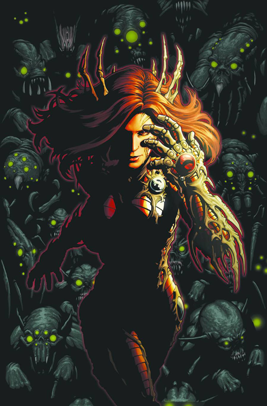 witchblade164 IMAGE COMICS Solicitations for FEBRUARY 2013