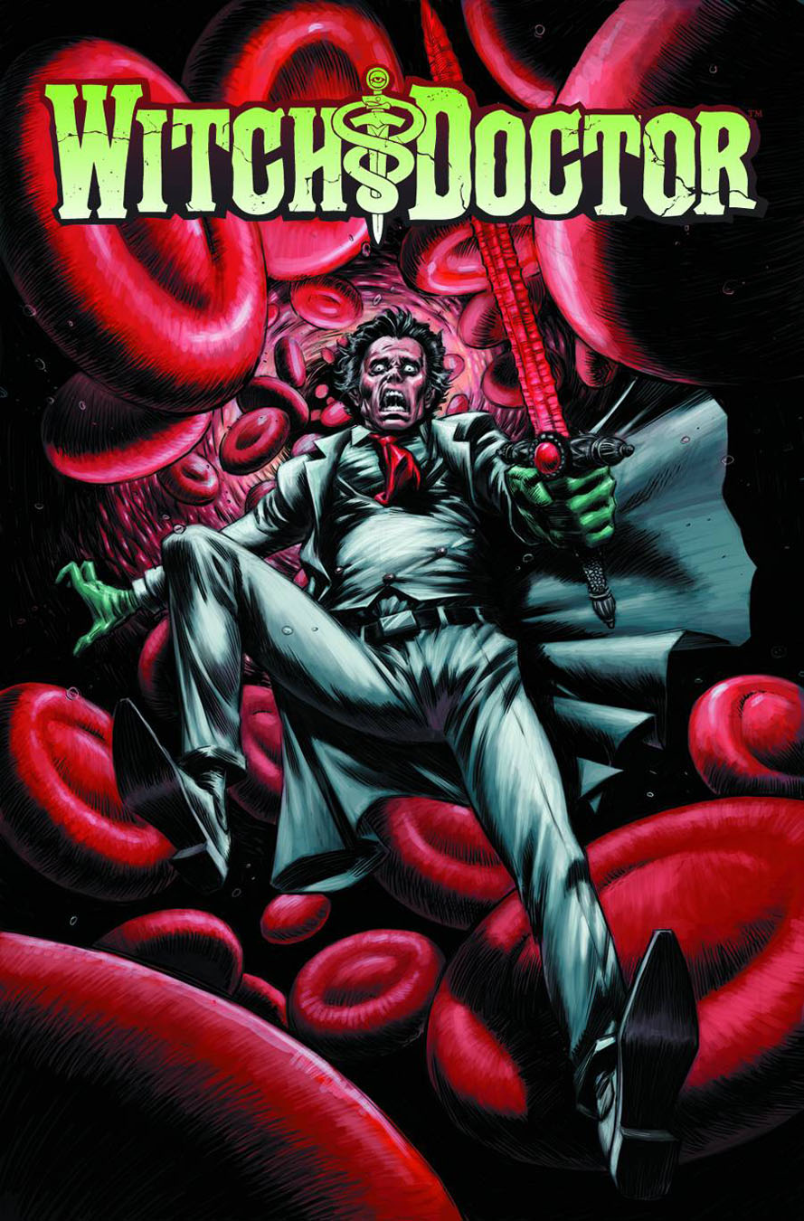 witchdoctor4 IMAGE COMICS Solicitations for FEBRUARY 2013