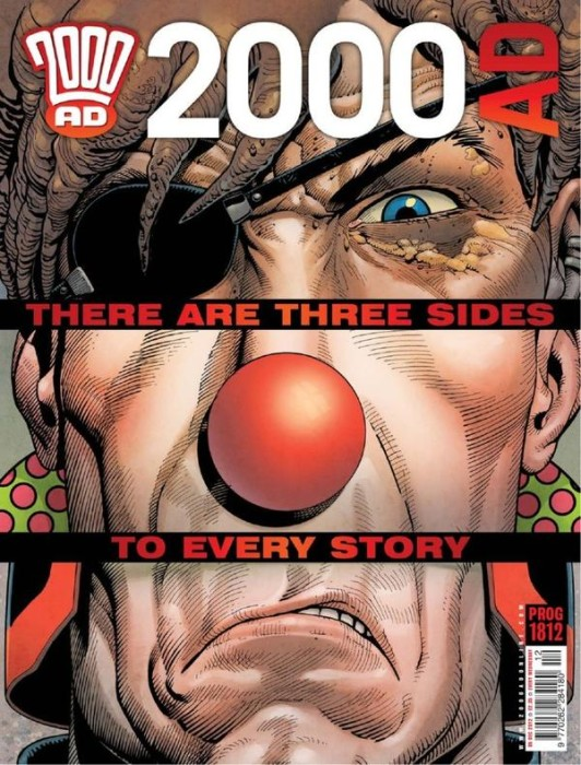 2000AD 1812 532x700 Weekly Comic Reviews 12/5