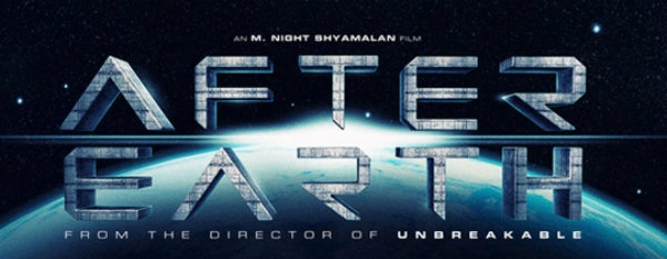 After Earth Banner AFTER EARTH Trailer Crash Lands