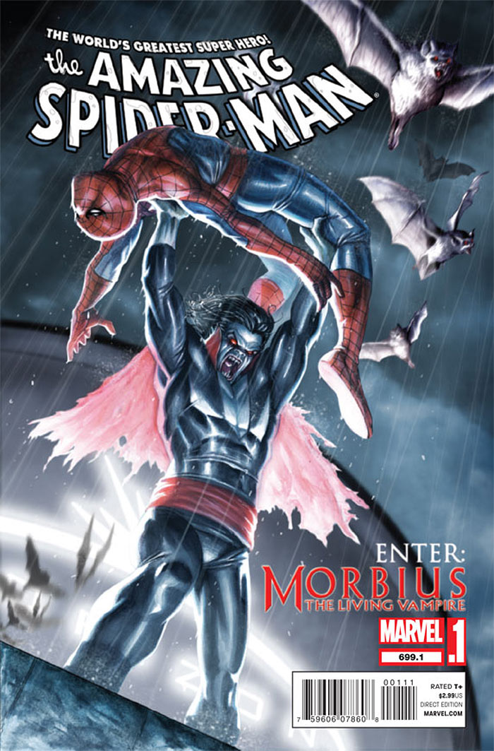 Amazing Spider Man 699.1 C Amazing Spider Man #699.1 Review