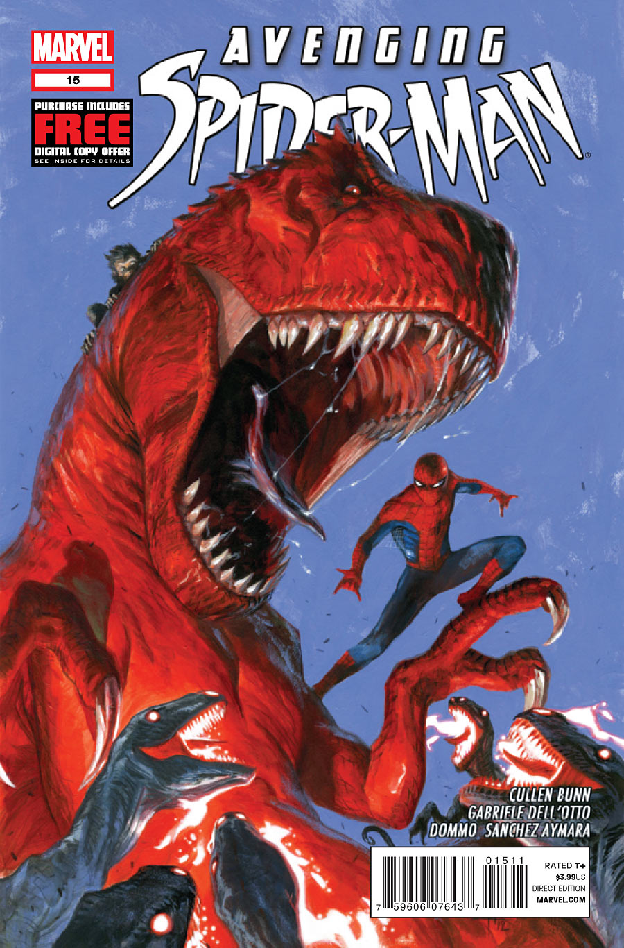 Avenging Spider Man 15 C Avenging Spider Man #15 Review