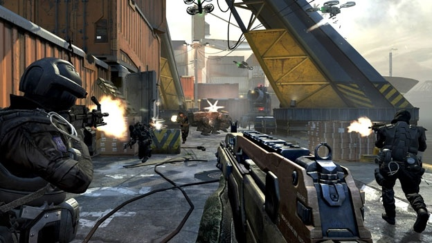 Black Ops 2 CALL OF DUTY: BLACK OPS 2 Multiplayer Review