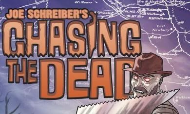 CHASING THE DEAD HEADER Chasing the Dead #2 Review