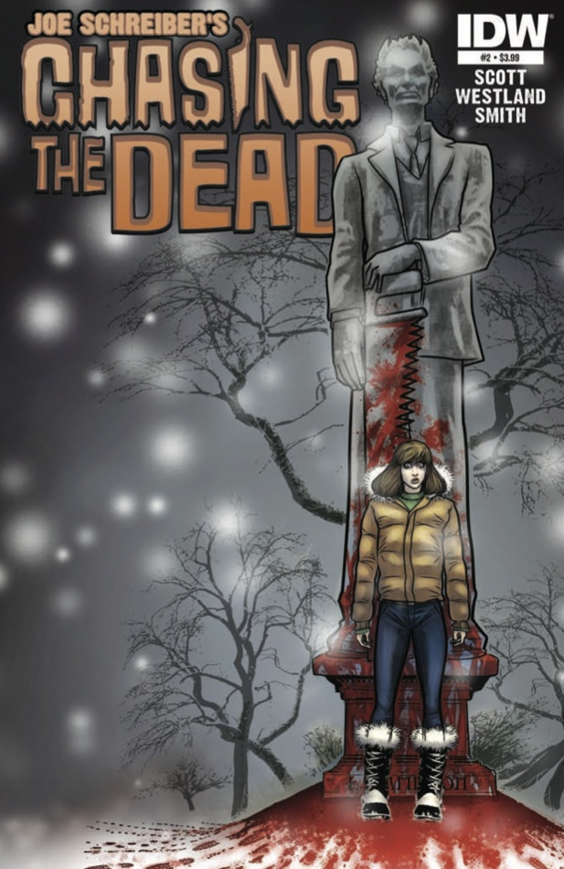 ChasingtheDead 02 Weekly Comic Reviews 12/5