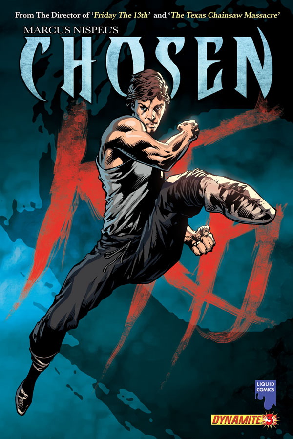 Chosen03 Cov George Weekly Comic Reviews 12/12