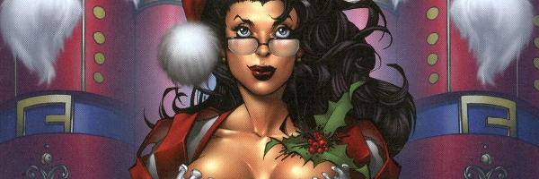 Grimm Fairy Tales Holiday Banner Grimm Fairy Tales: 2012 Holiday Special Review