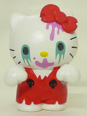 HK Mad Barbarians LE GEEK CEST CHIC: Top 10 Hello Kitty Collaborations... For Guys and Girls