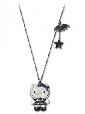 HK Swarovski LE GEEK CEST CHIC: Top 10 Hello Kitty Collaborations... For Guys and Girls