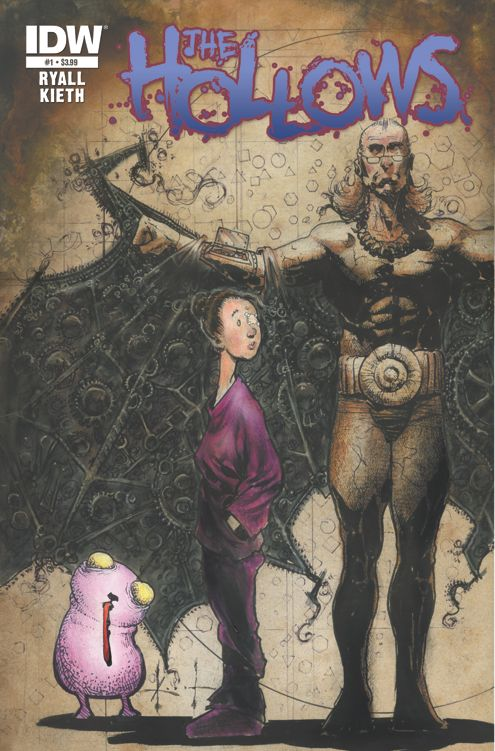 HOLLOWS01 CVRA Weekly Comic Reviews 12/12