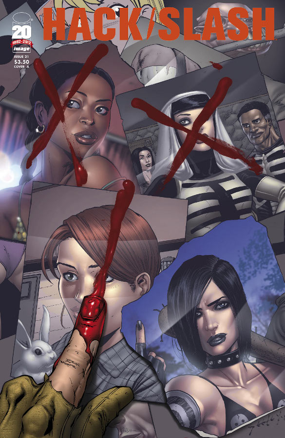 Hack Slash 21 C Hack/Slash #21 Review
