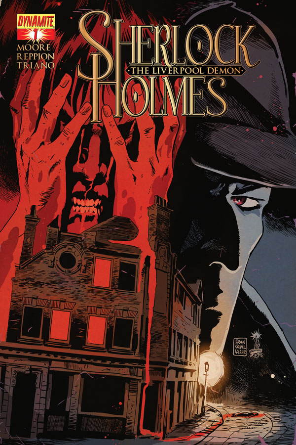 HolmesDemon01 Cov Francavilla Weekly Comic Reviews 12/12