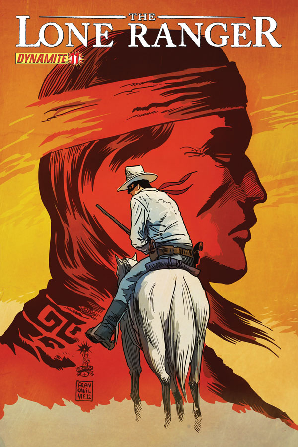 LR11 cov Francavilla The Lone Ranger #11 Review