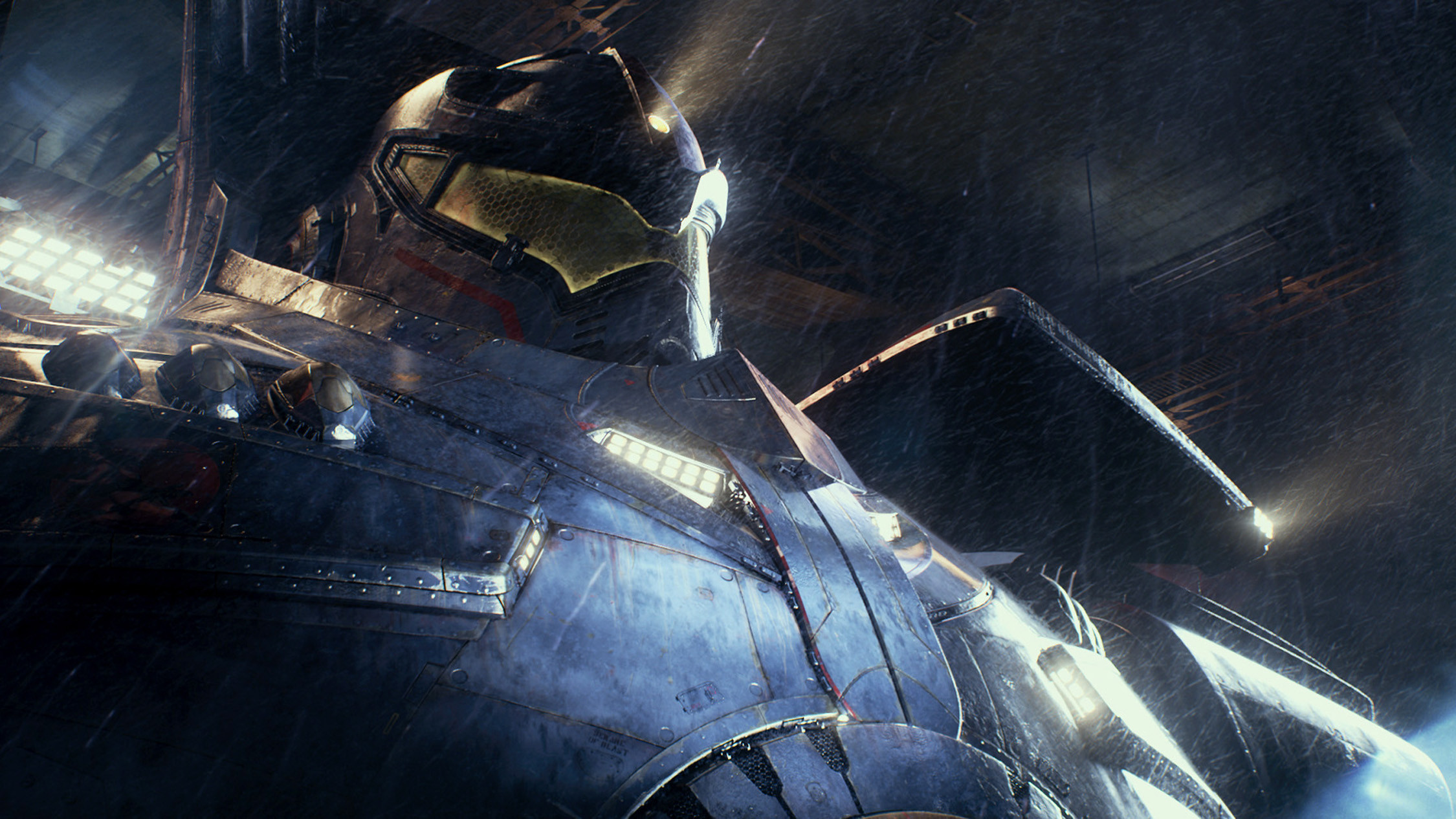MPwOM The PACIFIC RIM Trailer is Here and it is Awesome