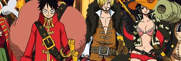 One Piece Film Z characters New One Piece Film Makes $36 Million Dollars in 10 Days