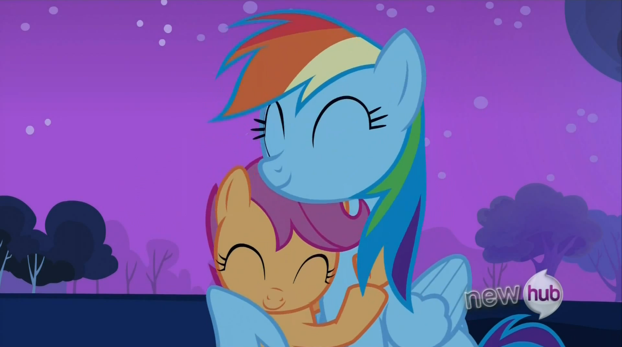 S3e6 rdandscootaloo3 My Little Pony: Friendship is Magic: Sleepless in Ponyville Review