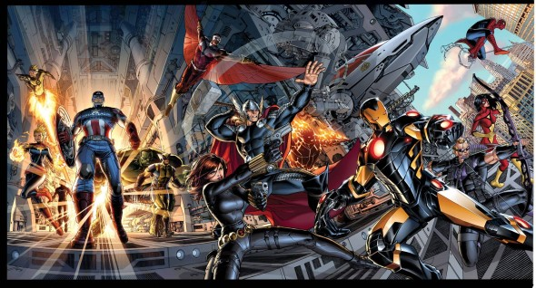 STK517533 590x318 Avengers #1 Review