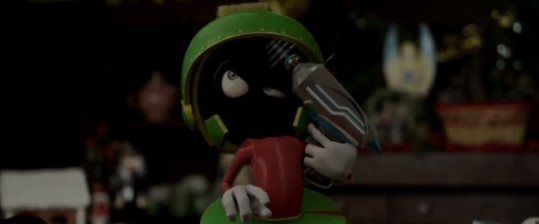 Marvin The Martian Movie Image