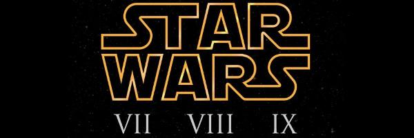 Star Wars New Trilogy Fake Logo Banner J.J. Abrams wont direct STAR WARS EPISODE VII