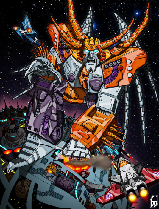 Unicron1 534x700 UPDATED Exclusive: TRANSFORMERS 4 Script Leaked; Villain is Unicron