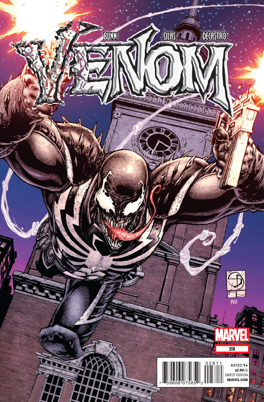 Venom 28 C Venom #28 Review