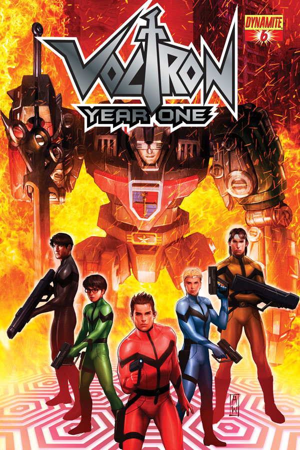 VoltronYO06 Cov Wijaya Voltron: Year One #6 Review