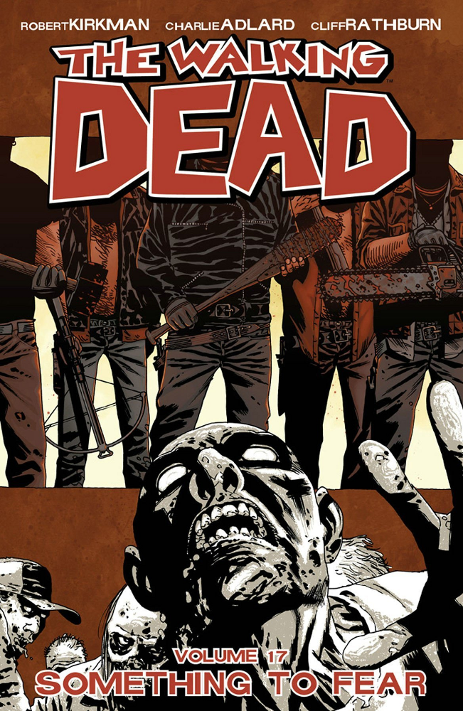 WalkingDeadVol17cov DIAMOND announces the Top Comics in NOVEMBER