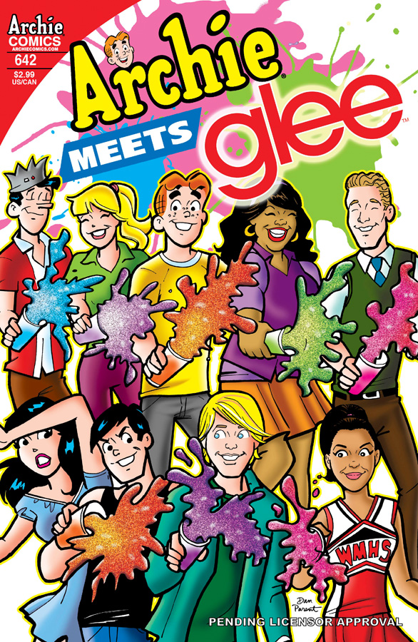 archie642a ARCHIE COMICS Solicitations for MARCH 2013
