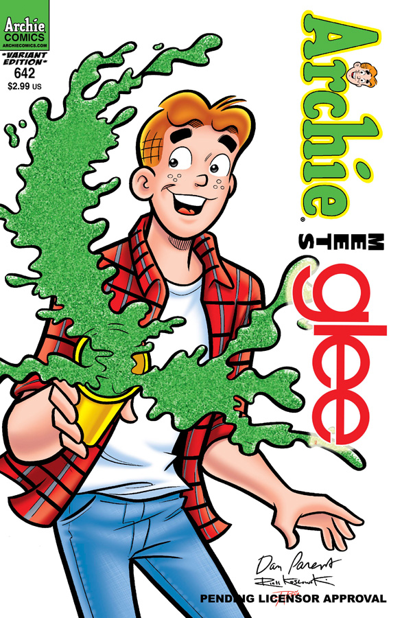 archie642b ARCHIE COMICS Solicitations for MARCH 2013