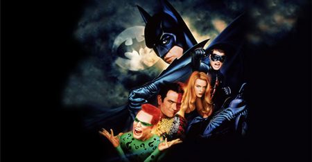 batman forever Top 5 Stunning Soundtracks from Awful Movies