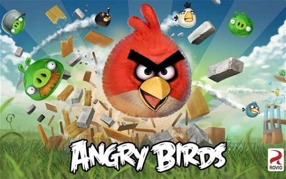 bird poster 1818721b 590x369 ANGRY BIRDS: The Movie Confirmed For 2016