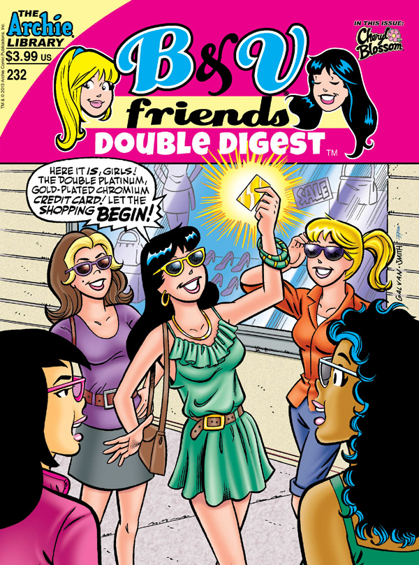 bvfriends232 ARCHIE COMICS Solicitations for MARCH 2013