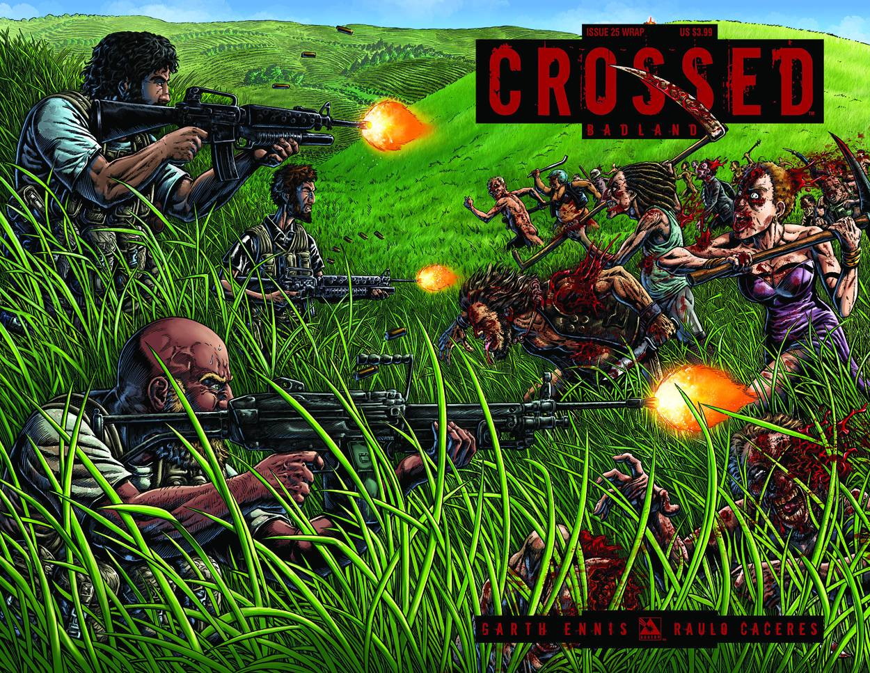 crossed25b AVATAR PRESS Solicitations for MARCH 2013