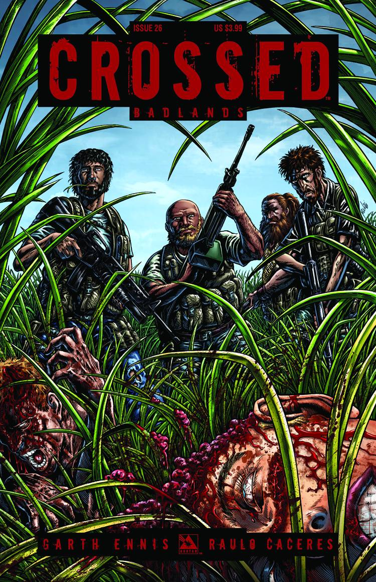 crossed26a AVATAR PRESS Solicitations for MARCH 2013
