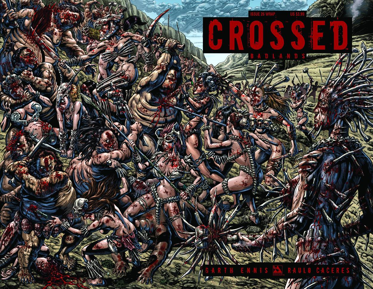 crossed26b AVATAR PRESS Solicitations for MARCH 2013