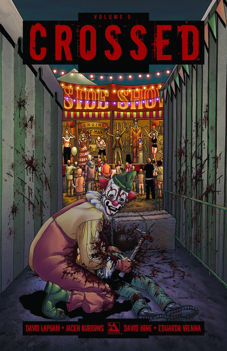 crossed5soft AVATAR PRESS Solicitations for MARCH 2013